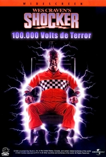 Shocker: 100.000 Volts de Terror - Poster / Capa / Cartaz - Oficial 3
