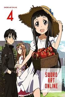 Sword Art Online (1ª Temporada) - Poster / Capa / Cartaz - Oficial 5
