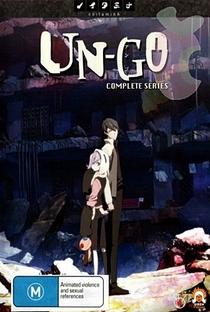 UN-GO - Poster / Capa / Cartaz - Oficial 6