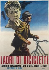 Ladrões de Bicicletas - Poster / Capa / Cartaz - Oficial 1