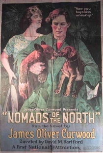 Nomads of the North - Poster / Capa / Cartaz - Oficial 1