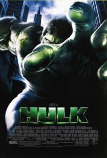 Hulk - Poster / Capa / Cartaz - Oficial 1