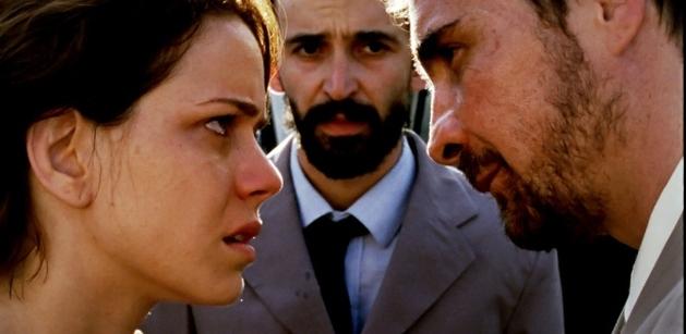 """Diretor de """"Éden"""" arrisca com tema evangélico e provoca com interpretação de Leandra Leal e João Miguel"""