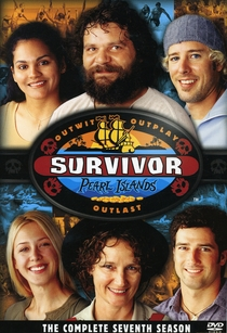 Survivor: Pearl Islands (7ª temporada) - Poster / Capa / Cartaz - Oficial 1