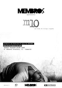 M10 - Poster / Capa / Cartaz - Oficial 1