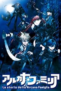 Arcana Famiglia OVA - Poster / Capa / Cartaz - Oficial 1