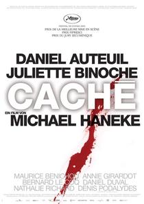 Caché - Poster / Capa / Cartaz - Oficial 2