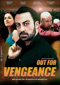 Out for Vengeance - Poster / Capa / Cartaz - Oficial 1