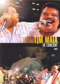 Tim Maia In Concert - Poster / Capa / Cartaz - Oficial 1