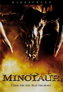 Minotauro - Poster / Capa / Cartaz - Oficial 2