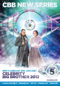 Celebrity Big Brother 11 - Poster / Capa / Cartaz - Oficial 1