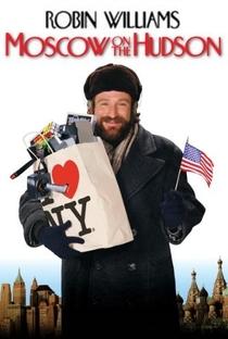 Moscou em Nova York - Poster / Capa / Cartaz - Oficial 1