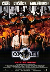 Con Air - A Rota da Fuga - Poster / Capa / Cartaz - Oficial 1