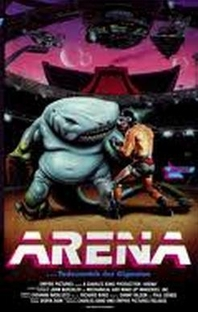 Arena - Palco de uma Luta Mortal - Poster / Capa / Cartaz - Oficial 1