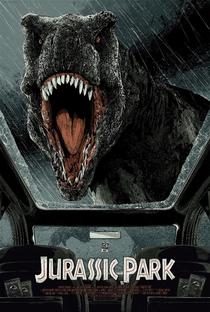 Jurassic Park: O Parque dos Dinossauros - Poster / Capa / Cartaz - Oficial 7