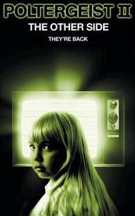 Poltergeist 2 - O Outro Lado - Poster / Capa / Cartaz - Oficial 3