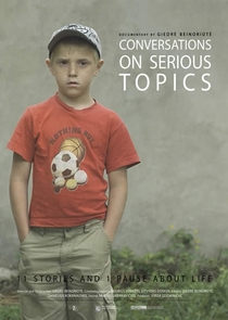 Conversations on Serious Topics - Poster / Capa / Cartaz - Oficial 1