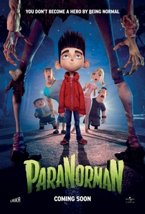 ParaNorman - Poster / Capa / Cartaz - Oficial 1