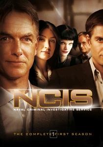 NCIS: Investigações Criminais (1ª Temporada) - Poster / Capa / Cartaz - Oficial 1