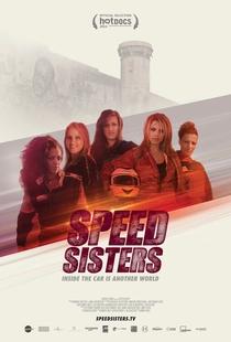 Speed Sisters: Irmãs na Velocidade - Poster / Capa / Cartaz - Oficial 1