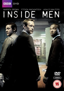Inside Men - Poster / Capa / Cartaz - Oficial 1