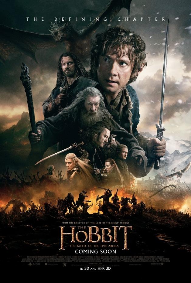 O Hobbit - A Batalha dos Cinco Exércitos - Crítica