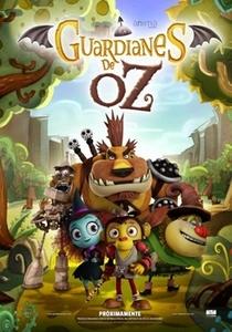 Guardiões de Oz  - Poster / Capa / Cartaz - Oficial 2