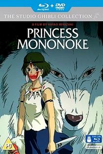 Princesa Mononoke - Poster / Capa / Cartaz - Oficial 63