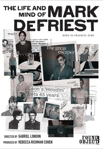 The Life and Mind of Mark DeFriest - Poster / Capa / Cartaz - Oficial 1