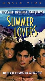 Amantes de Verão - Poster / Capa / Cartaz - Oficial 3