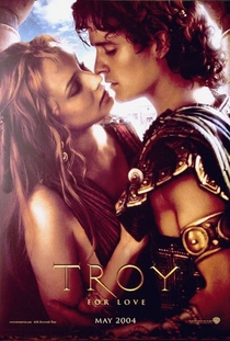 Tróia - Poster / Capa / Cartaz - Oficial 4