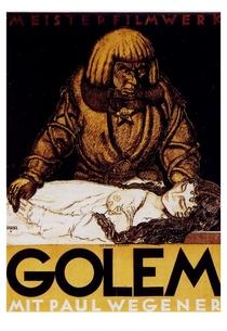 O Golem - Como Veio ao Mundo - Poster / Capa / Cartaz - Oficial 6