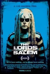 As Senhoras de Salem - Poster / Capa / Cartaz - Oficial 13