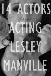 14 Actors Acting - Lesley Manville - Poster / Capa / Cartaz - Oficial 1