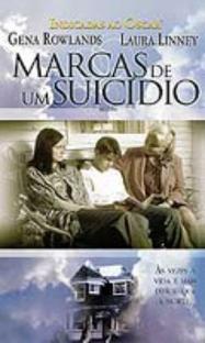 Marcas de um Suicídio - Poster / Capa / Cartaz - Oficial 2