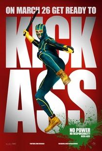 Kick-Ass - Quebrando Tudo - Poster / Capa / Cartaz - Oficial 29