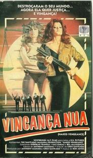 Vingança Nua - Poster / Capa / Cartaz - Oficial 1
