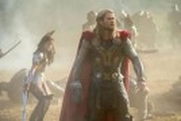 """Bastidores de """"Thor: O Mundo Sombrio"""""""