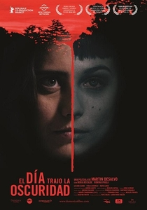 O Dia Trouxe a Escuridão - Poster / Capa / Cartaz - Oficial 3