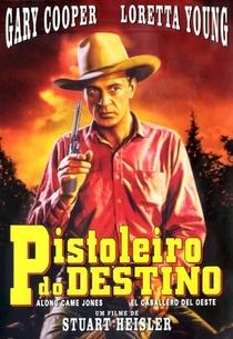 Pistoleiro do Destino - Poster / Capa / Cartaz - Oficial 3