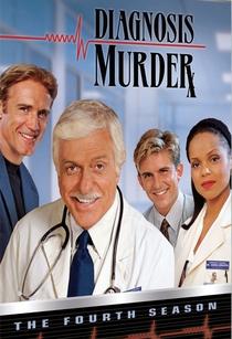 Diagnosis Murder (4ª Temporada) - Poster / Capa / Cartaz - Oficial 1