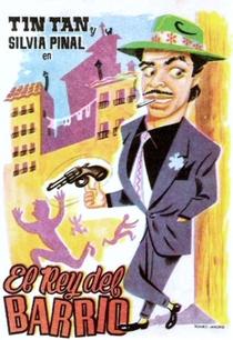 El rey del barrio - Poster / Capa / Cartaz - Oficial 1