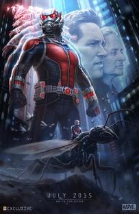 Homem-Formiga - Poster / Capa / Cartaz - Oficial 4