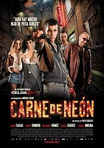 Carne de Neon - Poster / Capa / Cartaz - Oficial 1