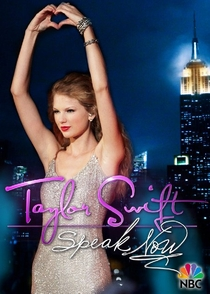 Taylor Swift Speak Now - Poster / Capa / Cartaz - Oficial 1