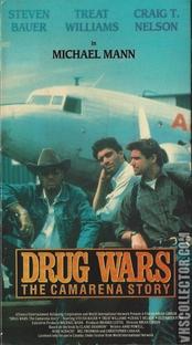 A Guerra das Drogas - Poster / Capa / Cartaz - Oficial 1