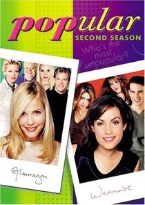 Popularidade (2ª Temporada) - Poster / Capa / Cartaz - Oficial 1