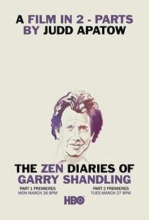 The Zen Diaries of Garry Shandling - Poster / Capa / Cartaz - Oficial 2
