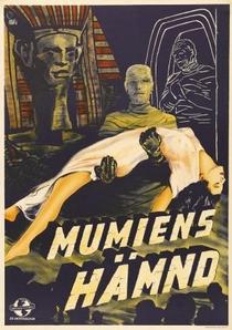 A Mão da Múmia - Poster / Capa / Cartaz - Oficial 5