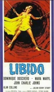 Libido - Poster / Capa / Cartaz - Oficial 2